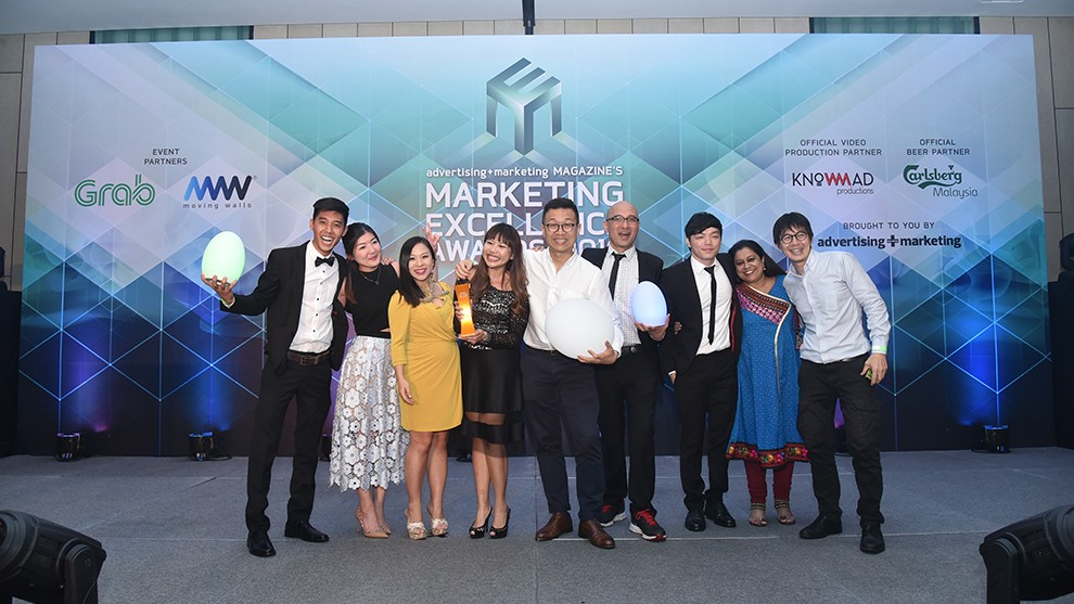 Lucky 7 for Leo Burnett Group Malaysia