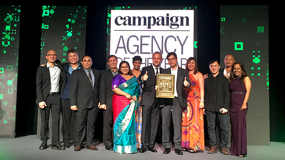 Leo Burnett Group Malaysia Emerges as Biggest Winner at the  Campaign Asia-Pacific Awards 2015