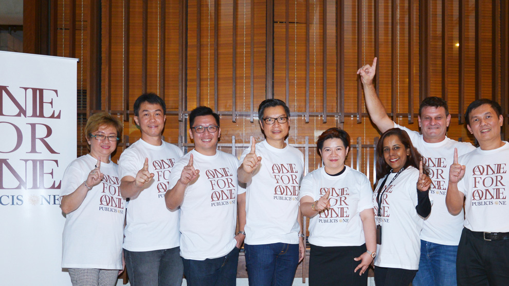 Publicis One Announces its Local Leadership in Malaysia